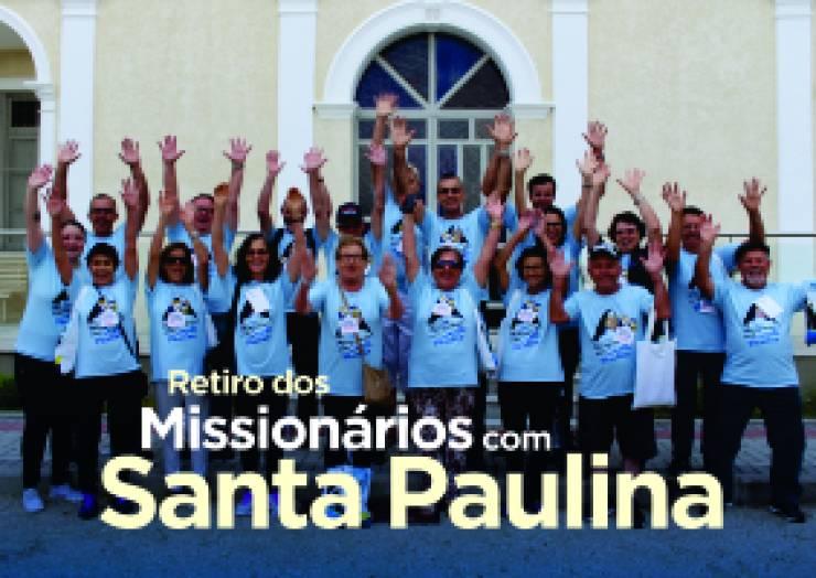 4° Retiro dos Missionários – 15 a 17 de novembro
