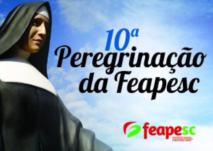 10ª Peregrinação FEAPESC – 5 de maio