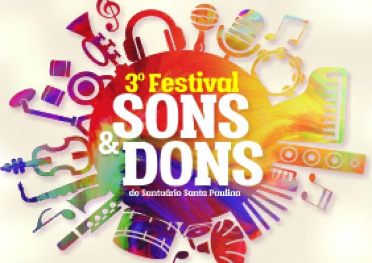 3° Festival Sons e Dons – 21 de setembro