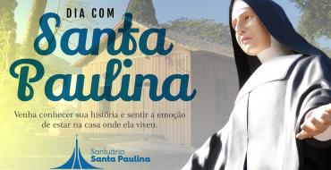 "CEIC promove ""Dia com Santa Paulina"""