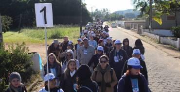 Participe da 9ª Peregrinação Caminhos de Santa Paulina
