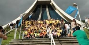 Devotos de Balneário Camboriú preparam caminhada até o Santuário