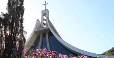 Santuário de Santa Paulina recebe Romaria da CRB Florianópolis