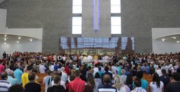 Dias das mães contará com bênção especial no Santuário Santa Paulina