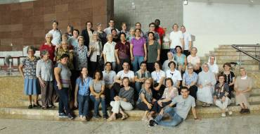 Santuário recebeu Romaria do Encontro da CRB Florianópolis