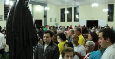 Imagem de Santa Paulina visitará São João Batista/SC