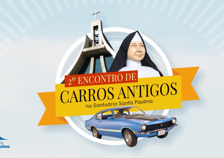 Encontro de Carros Antigos – 15 de Setembro