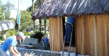 Casebre de Santa Paulina é reformado