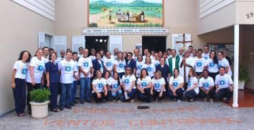 Rede Santa Paulina celebra 10 anos no Santuário