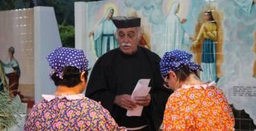 Vida de Santa Paulina:  Momento será revivido no centro de Nova Trento