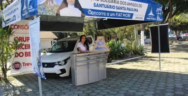 Ação solidária entre amigos sorteará um carro em prol do Santuário