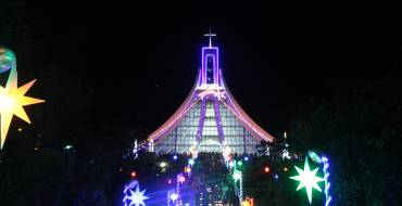 Natal Luz Solidário está sendo preparado no Santuário Santa Paulina