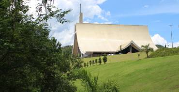 Santuário Santa Paulina: 14 anos nesse Chão Abençoado!