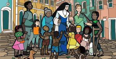 Uma Campanha da Fraternidade à Luz do Olhar, Sentir e o Cuidado de Jesus