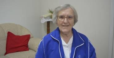 Irmã Gertrudes: amor e acolhimento aos peregrinos de Santa Paulina