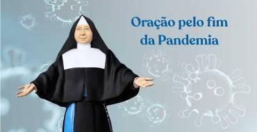 Irmãzinhas do Santuário escrevem oração para o fim da Pandemia