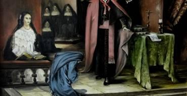 Santa Paulina – Deposição e humilhação