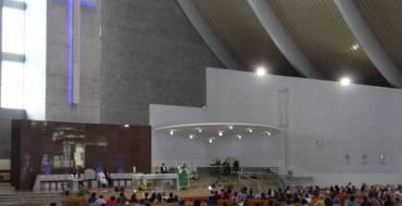 Missas do Santuário Santa Paulina retornam neste final de semana