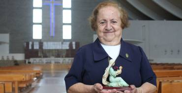 Irmãzinha rezará em ação de graças durante o mês de dezembro