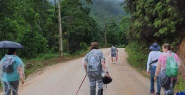 """""""Peregrinar é muito mais do que caminhar """""""