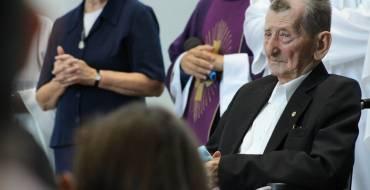 Último sobrinho de Santa Paulina faleceu com 103 anos