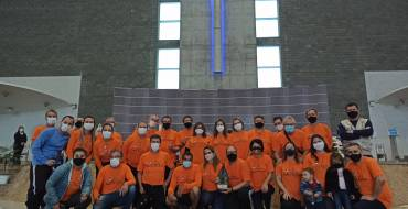 Grupo de Orleans realiza a 16ª edição da peregrinação ao Santuário Santa Paulina